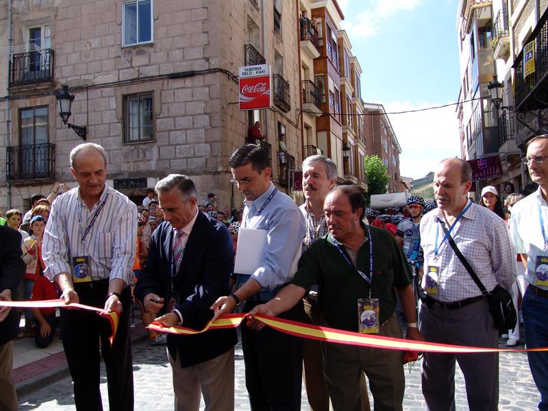 Briviesca y Medina de Pomar serán salida de dos etapas de la Vuelta a Burgos