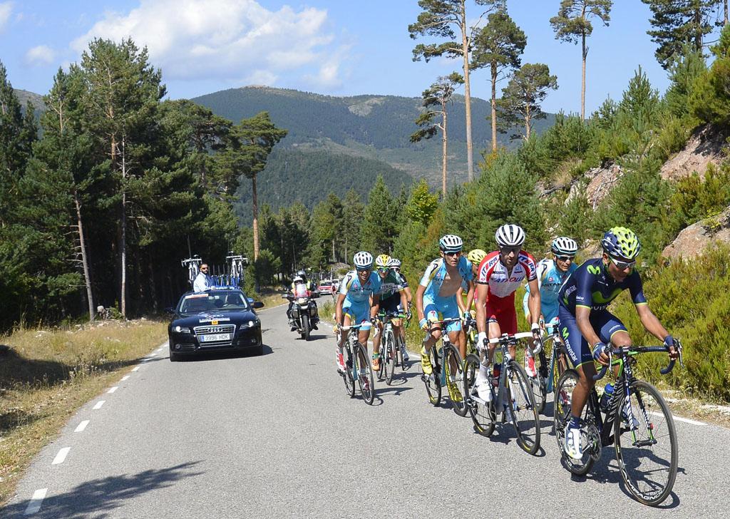 Las Lagunas de Neila decidirán el vencedor final de la XXXVII Vuelta a Burgos