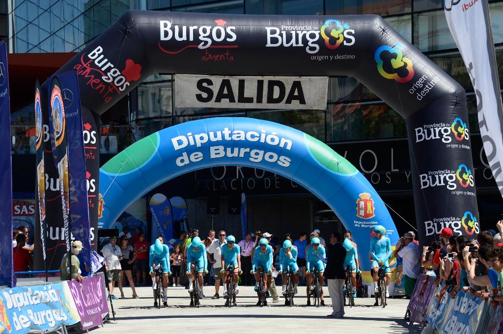 La capital acogerá la segunda etapa con la disputa de la Contrarreloj por Equipos