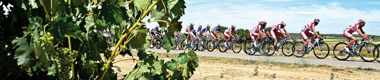 La XXXVIII Vuelta a Burgos rendirá homenaje en su cuarta etapa a las D.O. Ribera del Duero y Arlanza