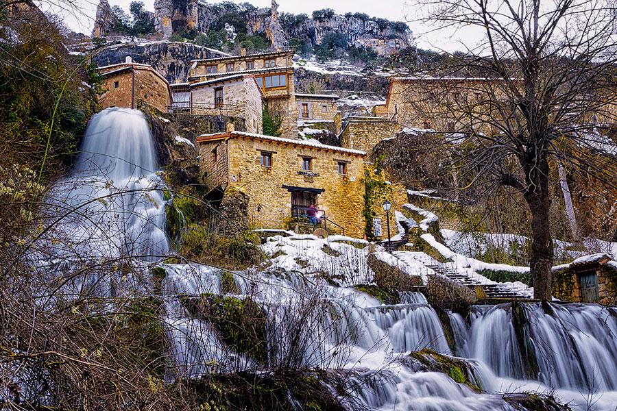 Valle de Sedano-Villarcayo, un recorrido inédito diseñado por Íñigo Cuesta para la tercera etapa