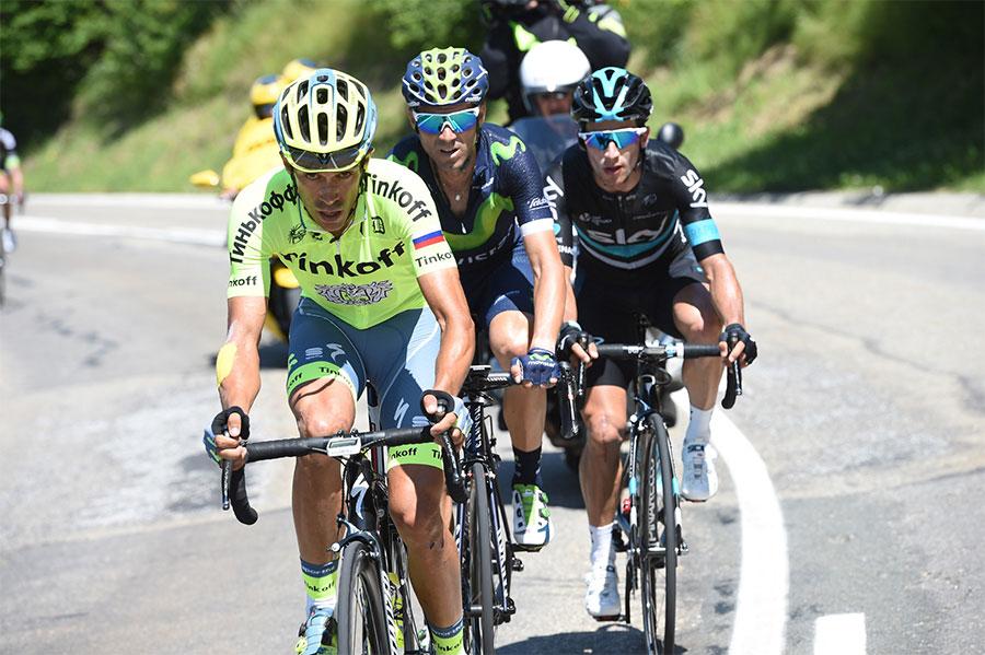 Contador correrá la Vuelta a Burgos