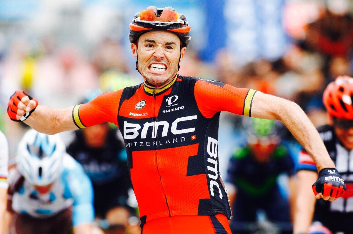 Samuel Sánchez, Peter Veltis, Manuel Quinziato entre los preinscritos de BMC en la Vuelta a Burgos