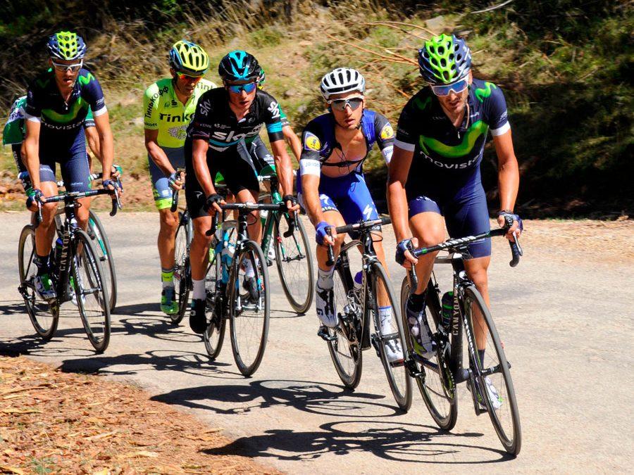 La Vuelta a Burgos se decidirá en la última etapa con la ascensión a las Lagunas de Neila