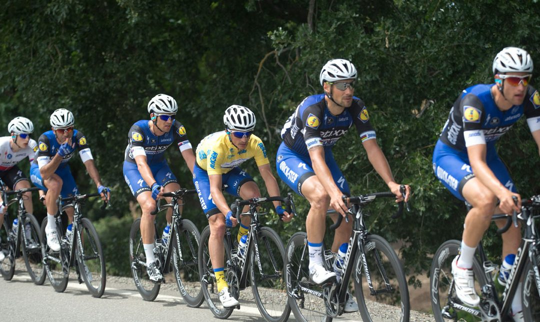 Alaphilippe y De la Cruz, entre los preinscritos del Quick Steep