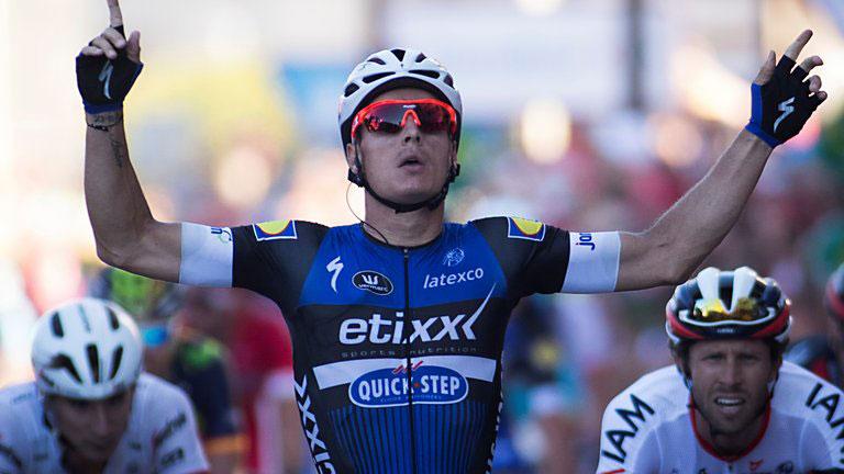 El Quick Step Floors belga, otro equipo World Tour que confirma su participación en la Vuelta a Burgos