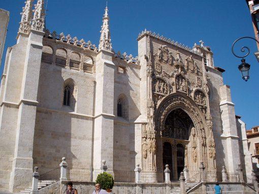Iglesia de Santa María la Real (Aranda de Duero)