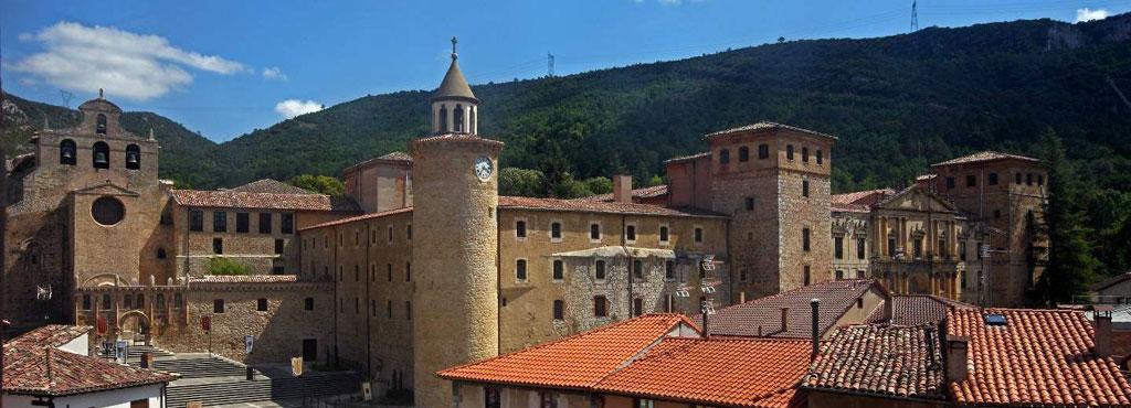 Monasterio de San Salvador -Oña-