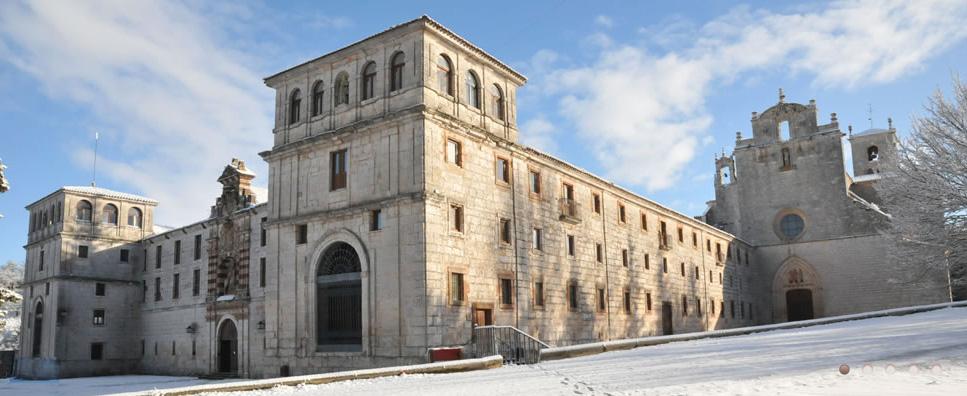 La cuarta etapa hará un guiño al Camino del Cid con una salida en el Monasterio de San Pedro de Cardeña