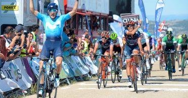 Carlos Barbero triunfa en 'su Clunia' y Miguel Ángel López sigue líder
