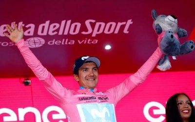 El ganador del último Giro, Richard Carapaz, correrá la XLI Vuelta a Burgos