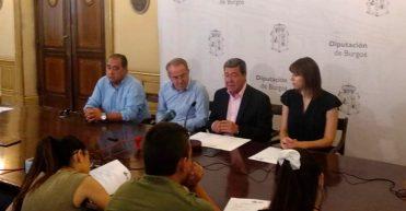 Presentación de la XLI Vuelta a Burgos