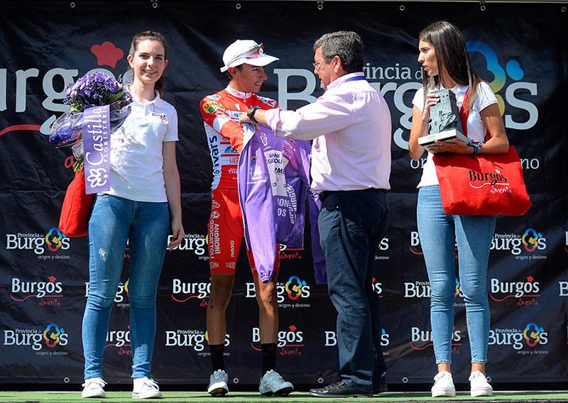 El vencedor de la pasada edición, Iván R. Sosa, defenderá liderato en la Vuelta a Burgos