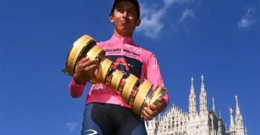 El ganador del Giro 2021 Egan Bernal preparará La Vuelta en la XLIII Vuelta a Burgos
