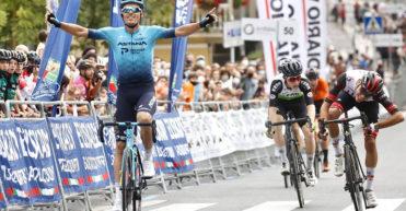 Luis León Sánchez y Gorka Izaguirre lideran el Astana Premier Tech en la LXIII Vuelta a Burgos