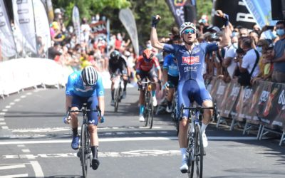 Planckaert, primer líder de la Vuelta a Burgos