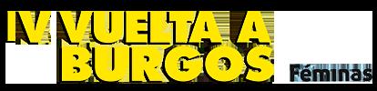 Vuelta a Burgos Féminas logo